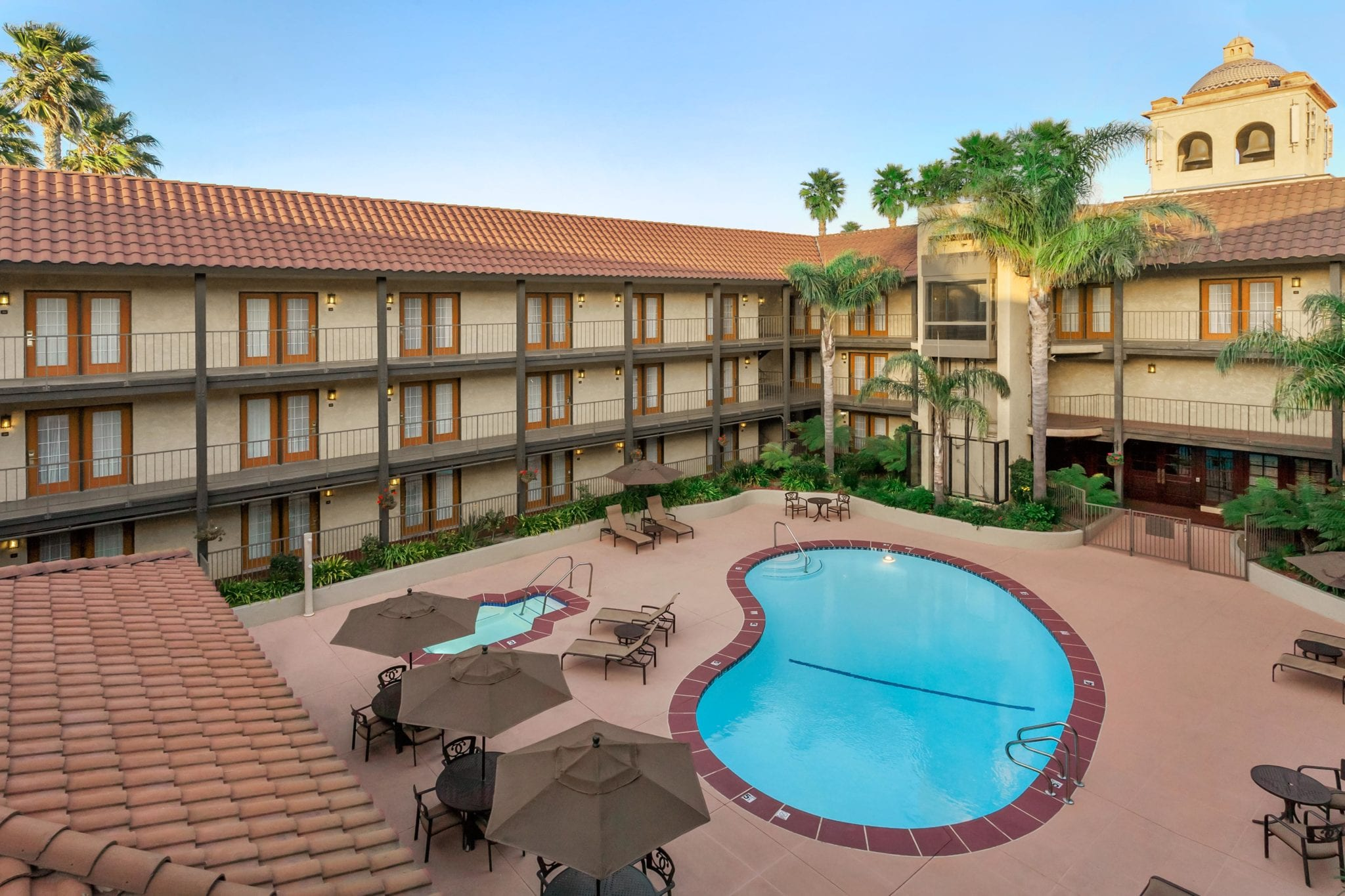 Lompoc Swimming Pool : Embassy suites by hilton lompoc central coast