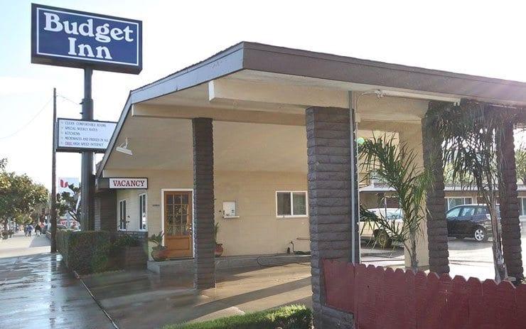 Budget Inn Lompoc exterior