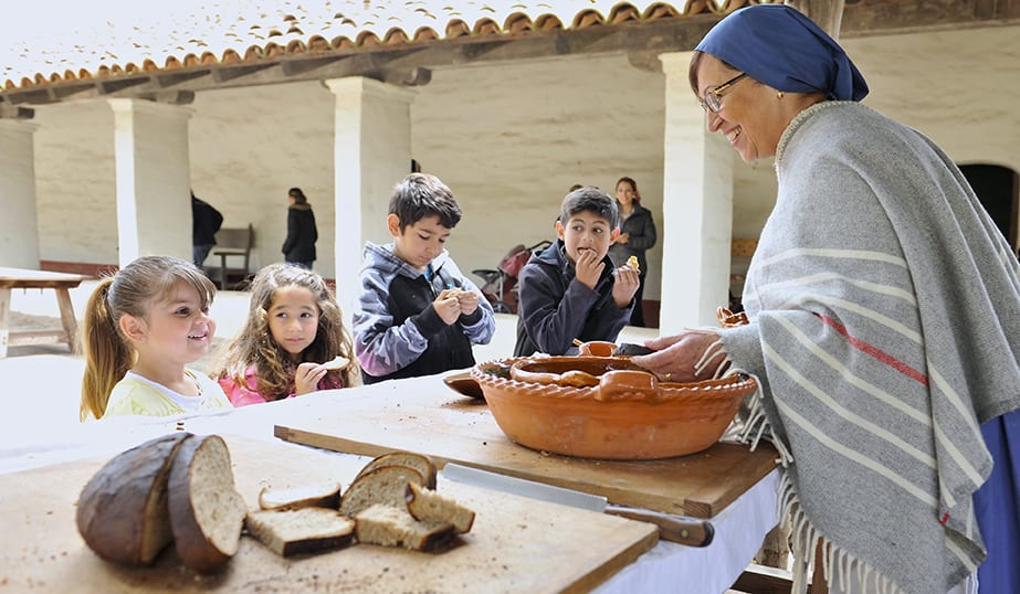 La Purisima Mission State Park - Mission Days