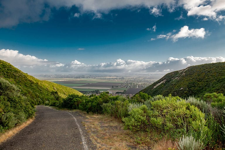 Bodger Trail Lookout Point - Lompoc California