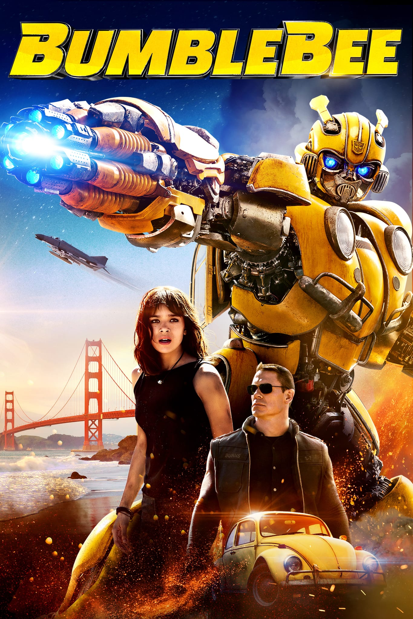 Lompoc 2019 Movies in the Park - Bumblebee