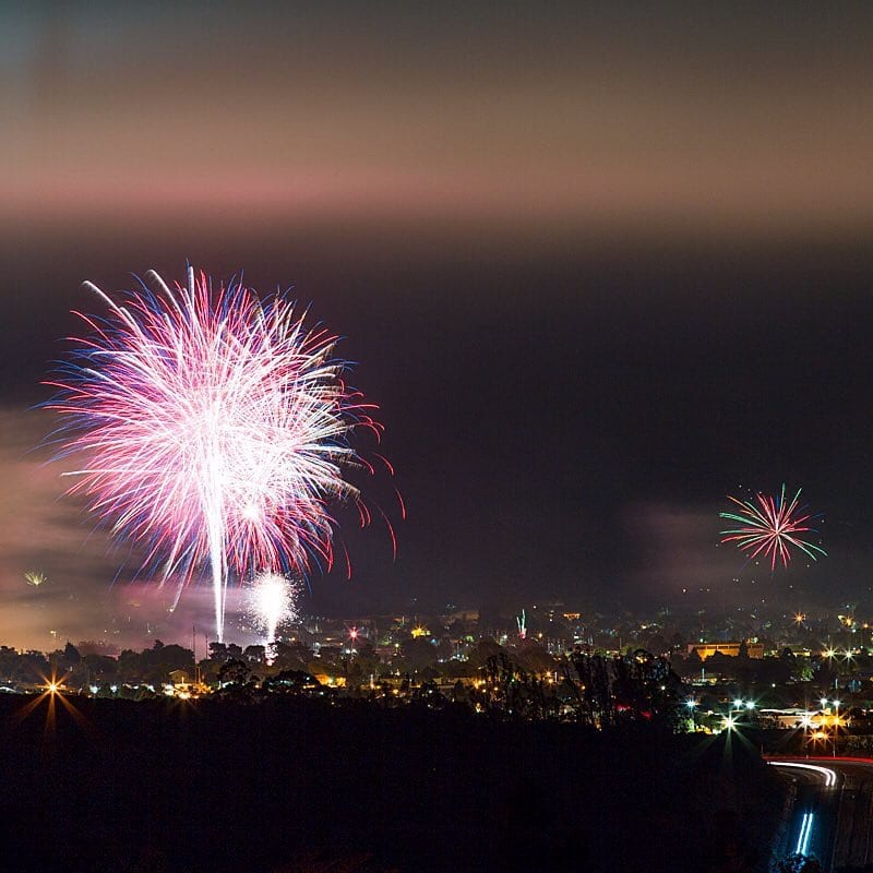 4th of July in Lompoc California